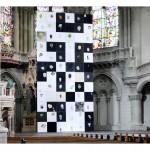 Altar-Installation aus 72 Einzelbilder 2008- Entstehungszeitraum über 10 Jahre